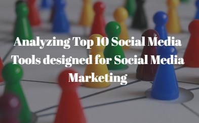 Social media marketng