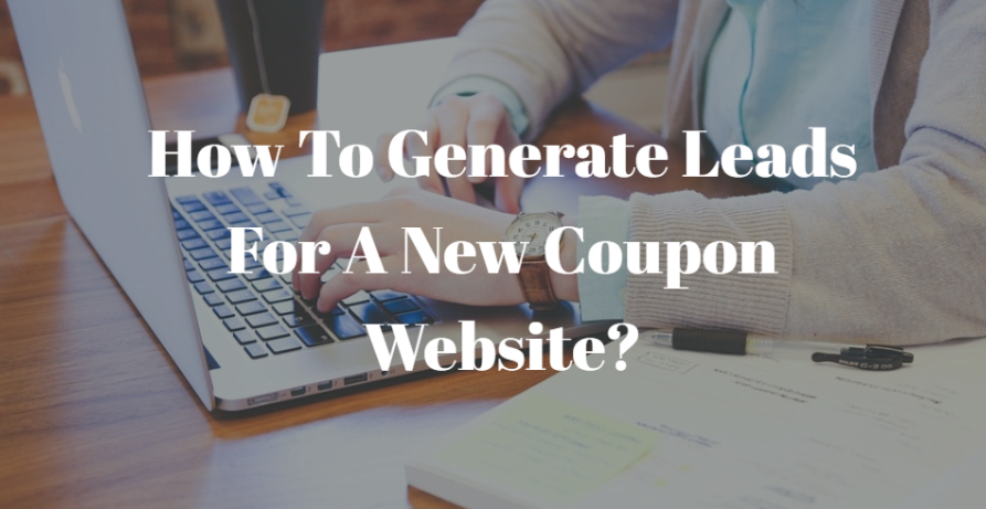 leads for coupon codes