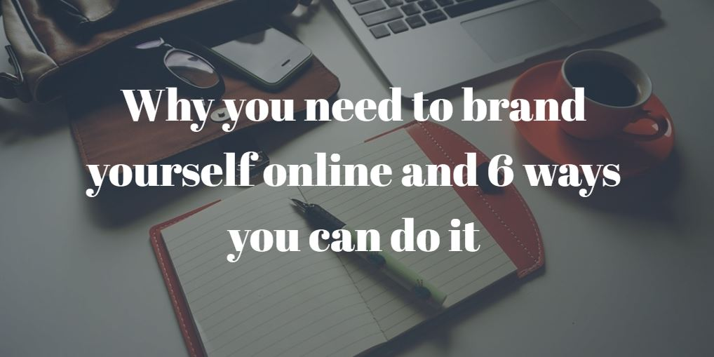 create a brand online