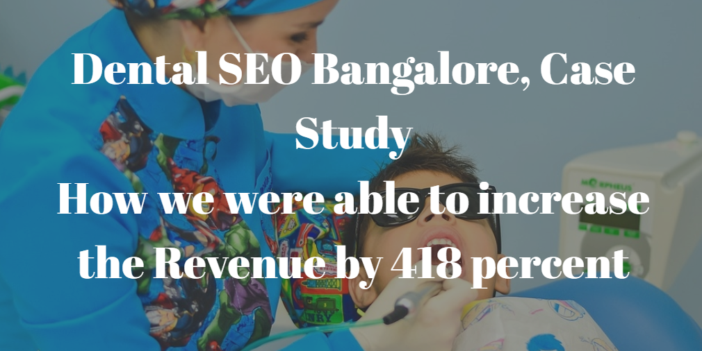 dental SEO bangalore