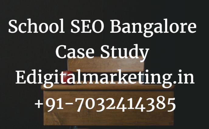 SEO for school