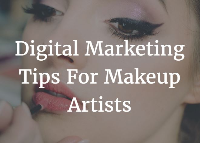 makeup artists digital marketing bangalore